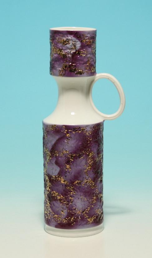 Kerafina-Porzellan-Vase-609-0-ROYAL-Bavaria-KPM-1950er-Jahre